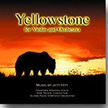 Yellowstone for Violin and Orchestra